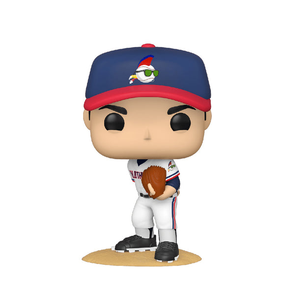 Movies : Major League - Ricky Vaughn #886 Funko POP! Vinyl Figure