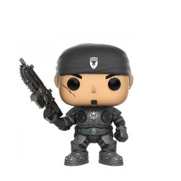 Games : Gears of War - Marcus Fenix #112 Funko POP! Vinyl Figure