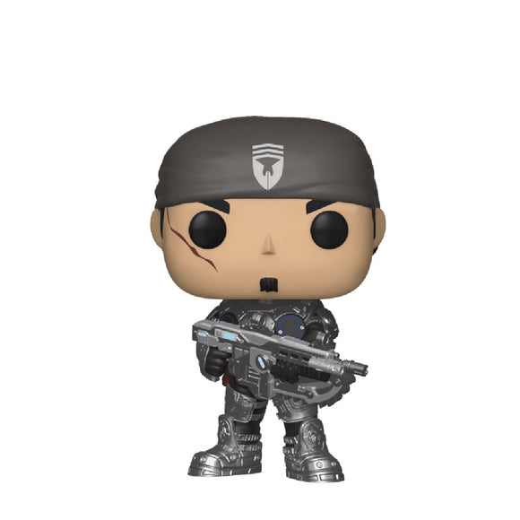 Games : Gears of War - Marcus Fenix #474 Funko POP! Vinyl Figure