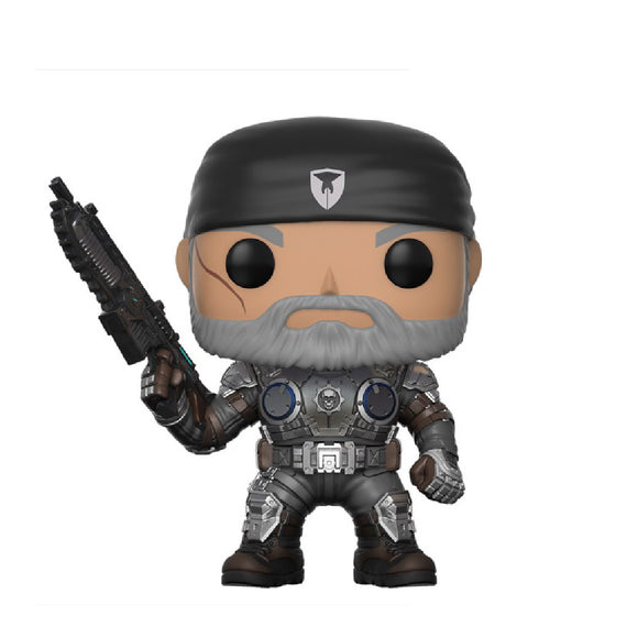 Games : Gears of War - Marcus Fenix (Old Man) #204 Funko POP! Vinyl Figure