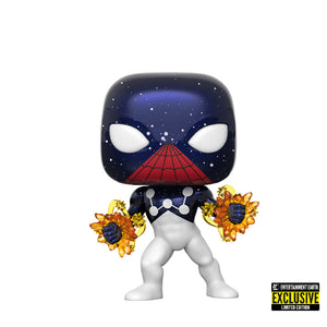 Marvel : Spider-Man (Captain Universe) #614 Exclusive Funko POP! Vinyl Figure