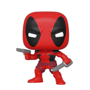 Marvel : Marvel 80 Years - Deadpool #546 Funko POP! Vinyl Figure