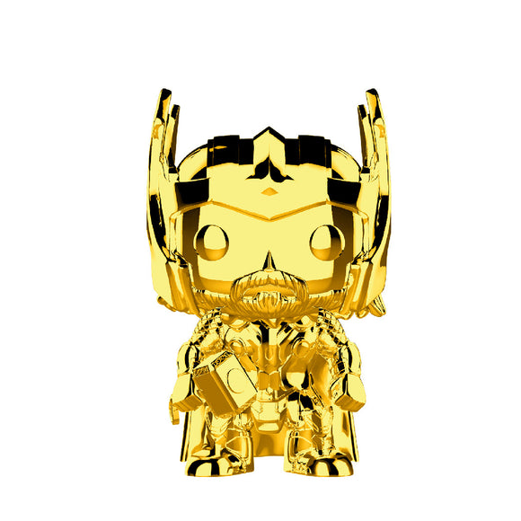 Marvel : Marvel Studios The First Ten Years - Thor (Gold Chrome) #381 Funko POP! Vinyl Figure