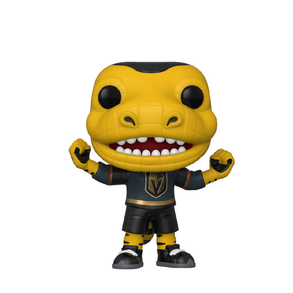 Hockey : NHL Mascots - Knights Chance The Gila Monster #05 Funko POP! Vinyl Figure