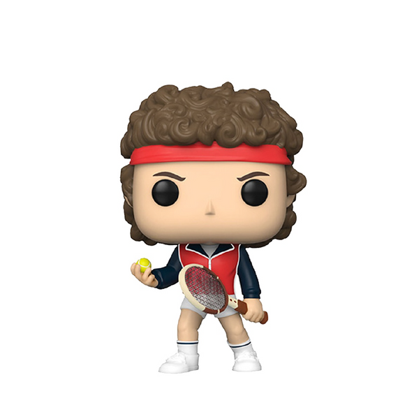 Tennis : Tennis Legends - John McEnroe #03 Funko POP! Vinyl Figure