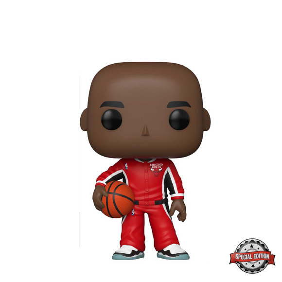 Basketball : Bulls - Michael Jordan #84 Exclusive Funko POP! Vinyl Figure