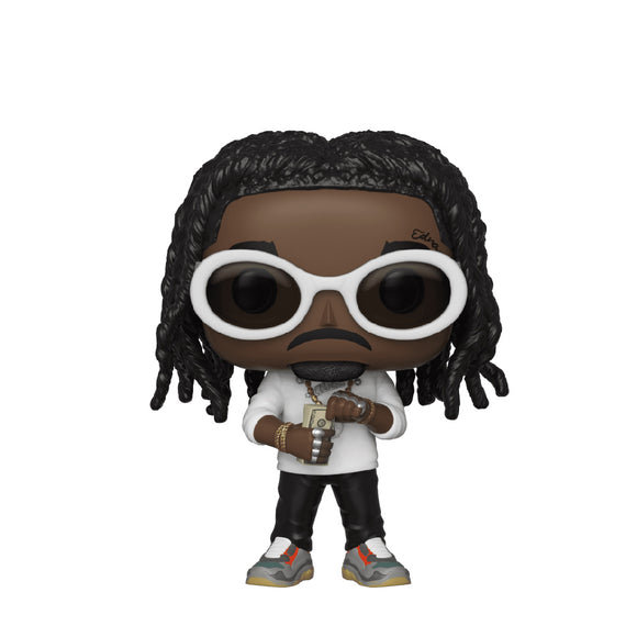 Rocks : Migos - Takeoff  #110 Funko POP! Vinyl Figure