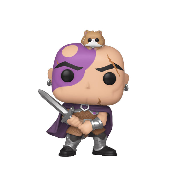 Games : Dungeons & Dragons - Minsc & Boo #574 Funko POP! Vinyl Figure