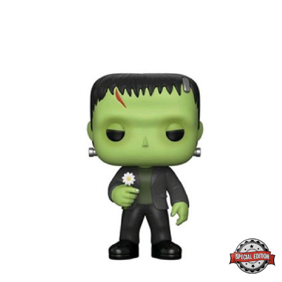 Movies : Monsters - Frankenstein with Flower #607 Exclusive Funko POP! Vinyl Figure