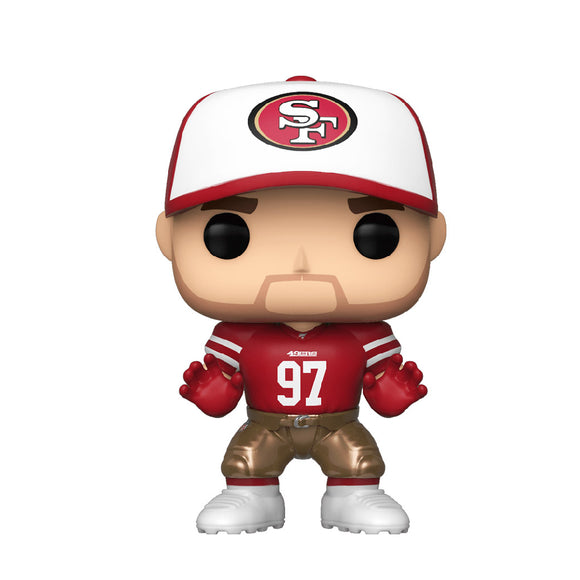Football : 49ers - Nick Bosa #132 Funko POP! Vinyl Figure