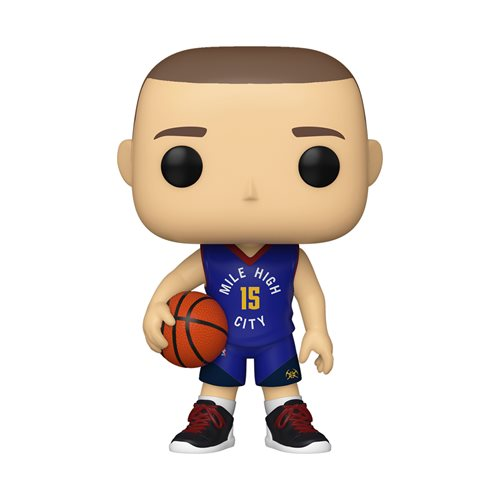 Basketball : Nuggets - Nikola Jokic (Alternate) #88 Funko POP! Vinyl Figure