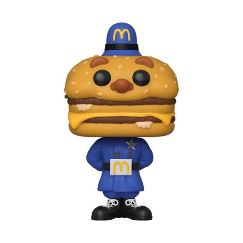 Ad Icons : McDonald's - Officer Big Mac Funko POP! Vinyl Figure Preorder