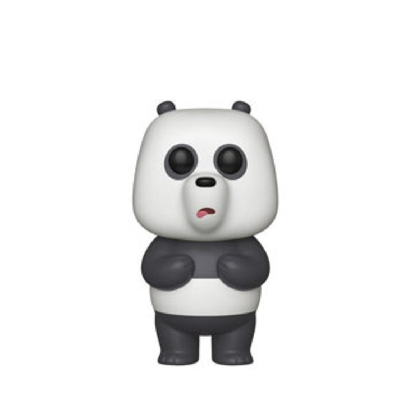 Animation : We Bare Bears - Panda #550 Funko POP! Vinyl Figure
