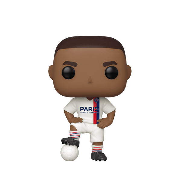 Soccer : Paris Saint Germain - Kylian Mbappe (Third Kit) #31 Funko POP! Vinyl Figure