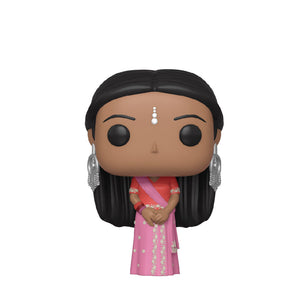 Harry Potter : Parvati Patel (Yule Ball) #100 Funko POP! Vinyl Figure