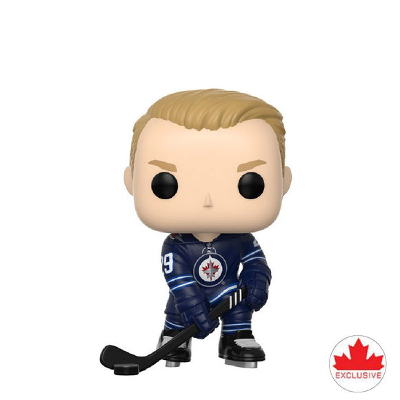 Hockey : Jets - Patrik Laine #24 Exclusive Funko POP! Vinyl Figure