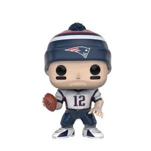 Football : Patriots - Tom Brady #59 Funko POP! Vinyl Figure