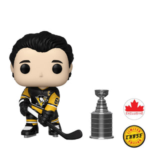 Hockey : Penguins - Mario Lemieux #49 Chase Funko POP! Vinyl Figure