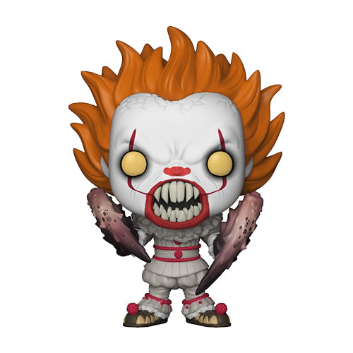 Movies : IT - Pennywise with Spider Legs #542 Funko POP! Vinyl Figure
