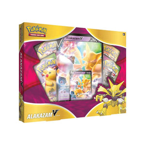 Pokemon : Alakazam V Box