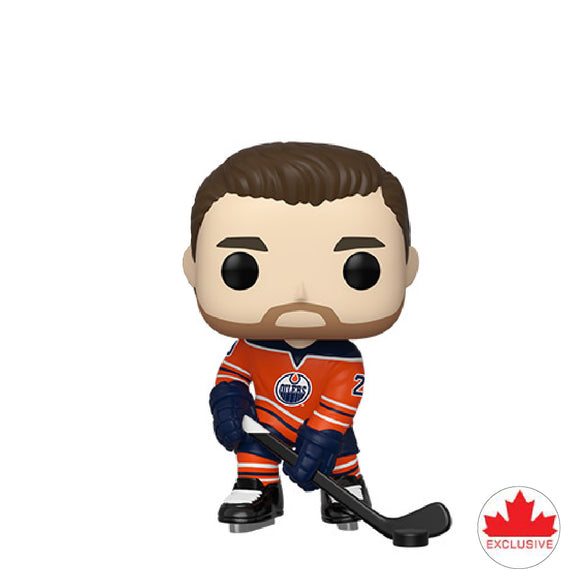 Hockey : Oilers - Leon Draisaitl #51 Exclusive Funko POP! Vinyl Figure