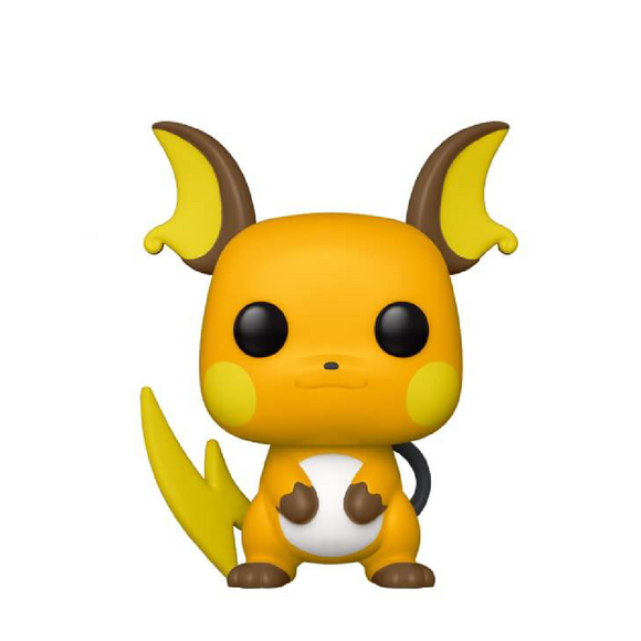 Games : Pokemon - Raichu #645 Funko POP! Vinyl Figure