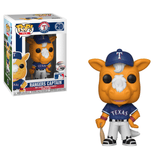 Baseball : MLB Mascots - Rangers Captain #20 Funko POP! Vinyl Figure