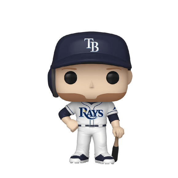 Baseball : Rays - Austin Meadows #42 Funko POP! Vinyl Figure