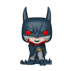 Heroes : Batman 80 Years - Batman Red Rain #286 Funko POP! Vinyl Figure