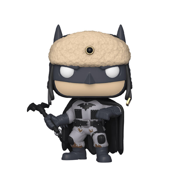 Heroes : Batman 80 Years - Batman Red Son #312 Funko POP! Vinyl Figure