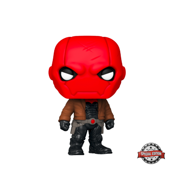 Heroes : Batman - Red Hood #372 Exclusive Funko POP! Vinyl Figure