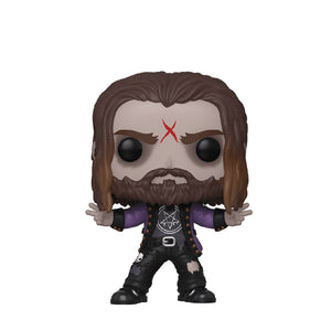 Rocks : Rob Zombie #137 Funko POP! Vinyl Figure