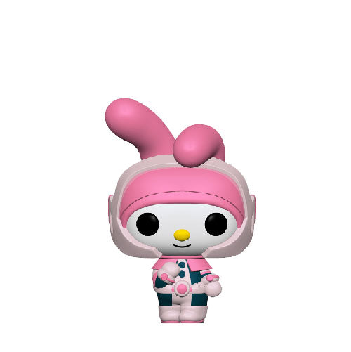 Animation : My Hero Academia x Hello Kitty - My Melody Ochaco #794 Funko POP! Vinyl Figure