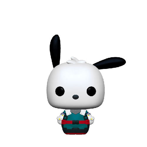 Animation : My Hero Academia x Hello Kitty - Pochacco Deku #792 Funko POP! Vinyl Figure