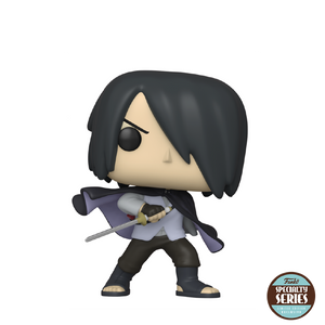 Animation : Boruto - Sasuke Uchiha #698 Specialty Series Funko POP! Vinyl Figure