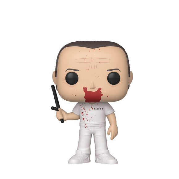 Movies : Silence of the Lambs - Hannibal Lecter (Bloody) #788 Funko POP! Vinyl Figure