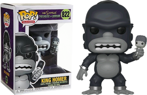 Television : The Simpsons - King Homer #822 Funko POP! Vinyl Figure