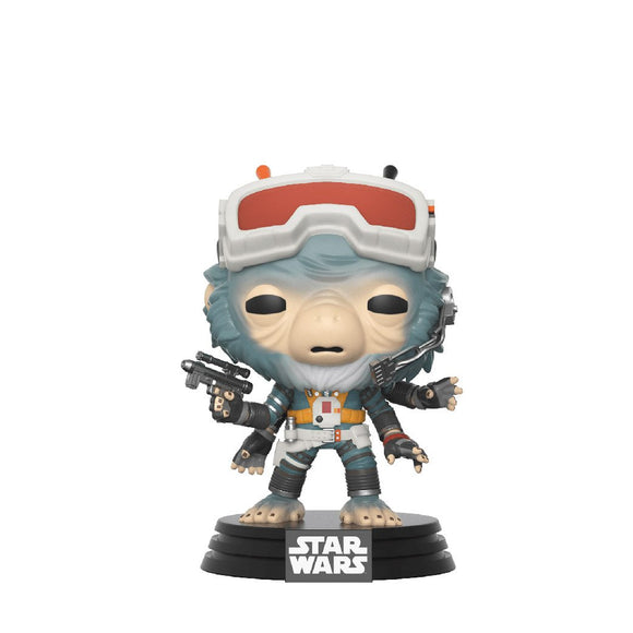 Star Wars : Solo - Rio Durant #244 Funko POP! Vinyl Figure