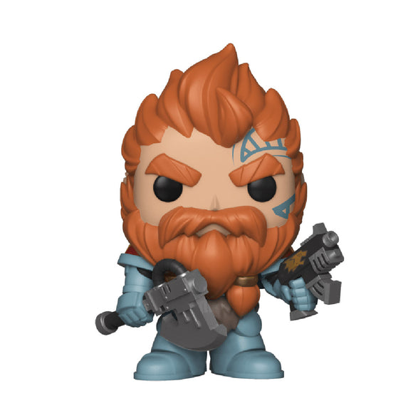 Games : Warhammer 40K - Space Wolves Pack Leader #502 Funko POP! Vinyl Figure