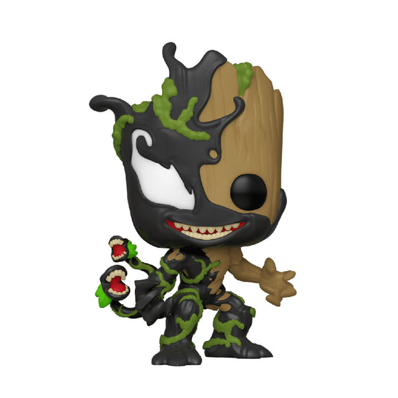 Marvel : Spider-Man Maximum Venom - Venomized Groot #601 Funko POP! Vinyl Figure
