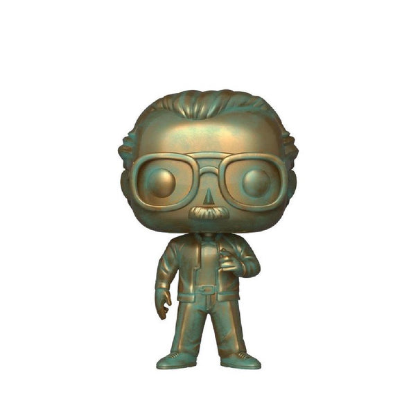 Icons : Stan Lee (Patina) #07 Funko POP! Vinyl Figure