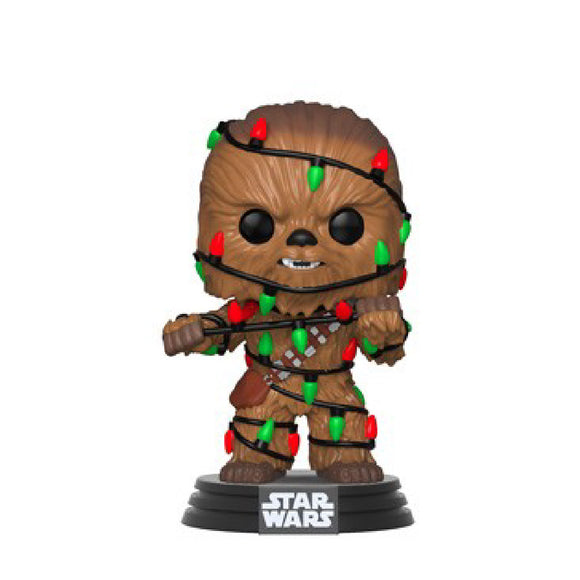 Star Wars : Holiday - Chewbacca #278 Funko POP! Vinyl Figure