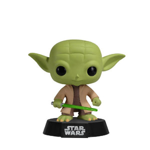 Star Wars : Star Wars - Yoda #02 Funko POP! Vinyl Figure