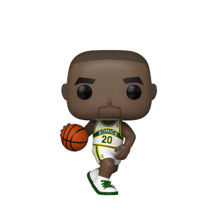 Basketball : Supersonics - Gary Payton #80 Funko POP! Vinyl Figure