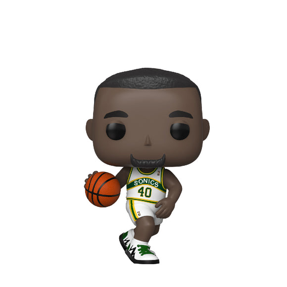 Basketball : Supersonics - Shawn Kemp Funko POP! Vinyl Figure Preorder