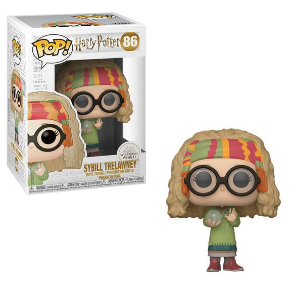 Movies : Harry Potter - Sybill Trelawney #86 Funko POP! Vinyl Figure