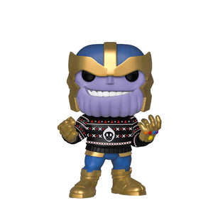 Marvel : Holiday - Thanos (Holiday) #533 Funko POP! Vinyl Figure