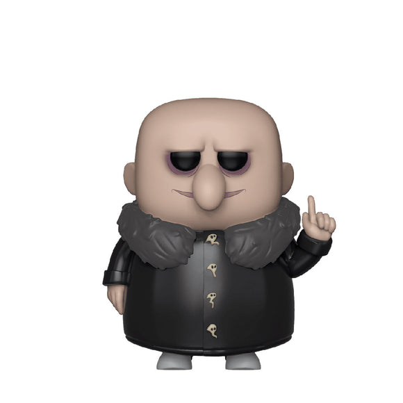 Movies : The Addams Family - Uncle Fester #806 Funko POP! Vinyl Figure
