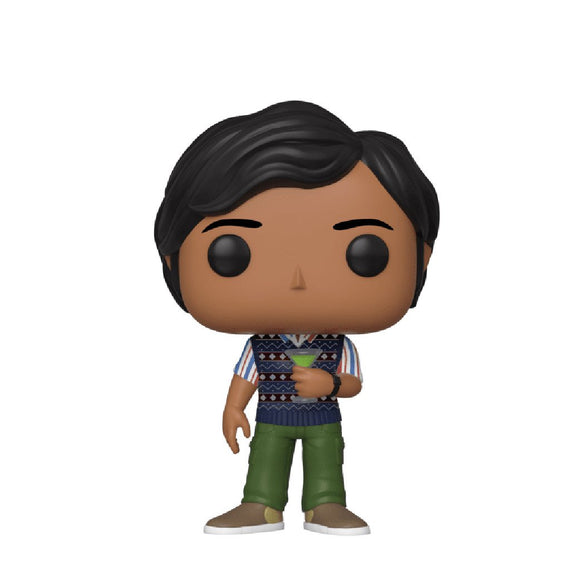 Television : The Big Bang Theory - Raj Koothrappali #781 Funko POP! Vinyl Figure