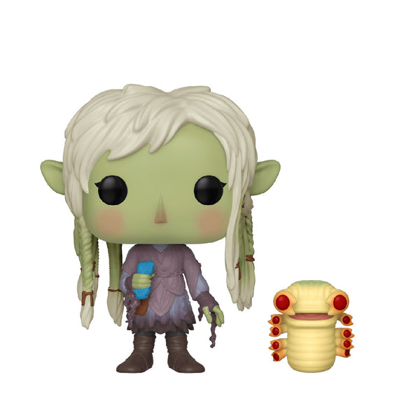 Television : The Dark Crystal - Deet with Baby Nurlock #859 Funko POP! Vinyl Figure